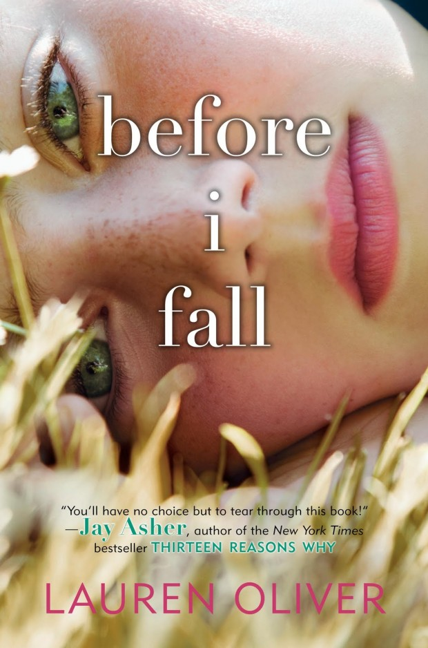 Before I Fall by Lauren Oliver | Good Books & Good Wine | #YA #youngadult #contemporary #groundhogsday