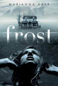 Frost, Marianna Baer, Book Cover, Bear