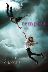 Tempest, Julie Cross, Book Cover