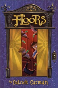 Floors, Patrick Carmen, Book Cover