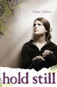 Hold Still, Nina LaCour, Book Cover,