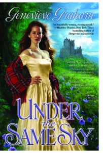 Under The Same Sky, Genevieve Graham, Book Cover