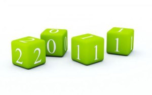 2011, Green, Dice