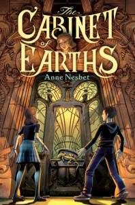 Book Cover, The Cabinet Of Earths, Anne Nesbet, Door, teens, kids