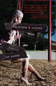 13 Reasons Why, Jay Asher, Book Cover