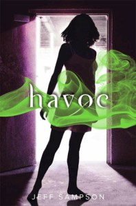 Havoc Jeff Sampson Book Cover