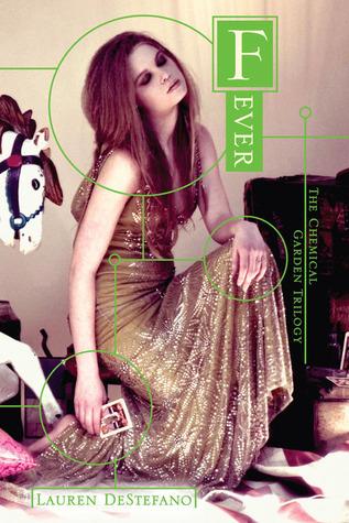 Fever Lauren DeStefano Book Cover