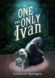The One And Only Ivan Katherine Applegate Book Cover