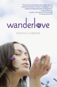 Wanderlove, Bria Sandoval, kirsten hubbard, book cover