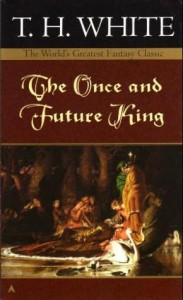 The Once And Future King Book Cover TH White