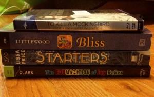 Bliss, Starters, To Kill A Mockingbird, The Edumacation of Jay Baker
