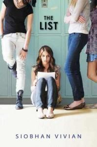 The List Siobhan Vivian Book Cover