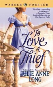 To Love A Thief Julie Ann Long Book Cover