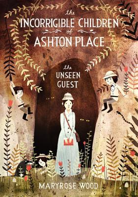 The Unseen Guest Maryrose Wood Book Cover