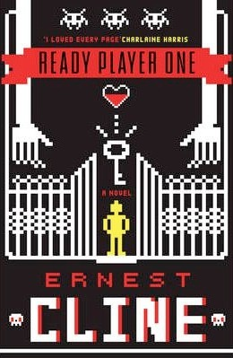 Ready Player One Ernest Cline Book Cover