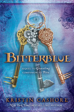 Bitterblue Kristin Cashore Book Cover