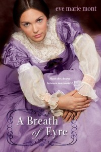 A Breath Of Eyre Eve Marie Mont Book Cover