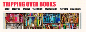 Tripping Over Books Header