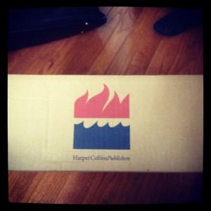 Harper Collins Box
