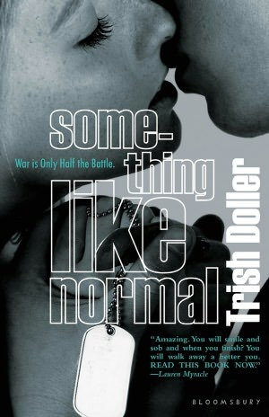 Something Like Normal Trish Doller Book Cover