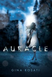 Auracle Gina Rosati Book Cover