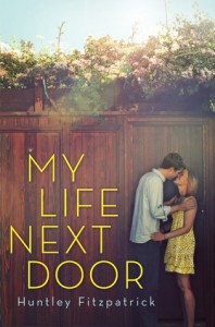 My Life Next Door Huntley Fitzpatrick Book Cover