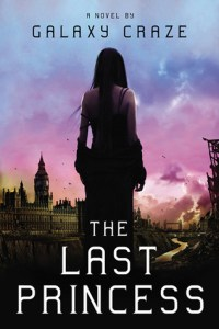 The Last Princess Galaxy Craze Book Cover