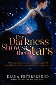 For Darkness Shows The Stars Diana Peterfreund Book Review