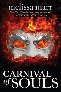 carnival of souls Melissa Marr Book Cover
