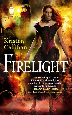 Firelight Kristen Callihan Book Cover