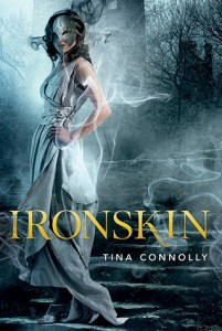 Ironskin Tina Connolly Book Cover