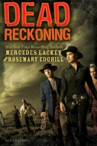 Dead Reckoning Mercedes Lackey Rosemary Edghill Book Cover