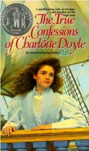 The True Confessions Of Charlotte Doyle Avi Book Cover