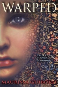 Warped Maurissa Guibord Book Cover