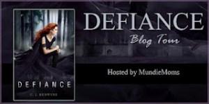 Defiance Banner For Mundie Moms Tour