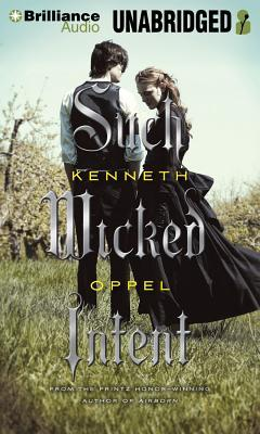 Such Wicked Intent Kenneth Oppel Audiobook Cover