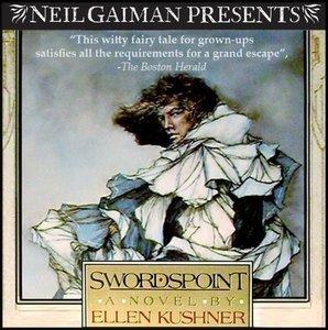 Swordspoint Ellen Kushner Book Cover