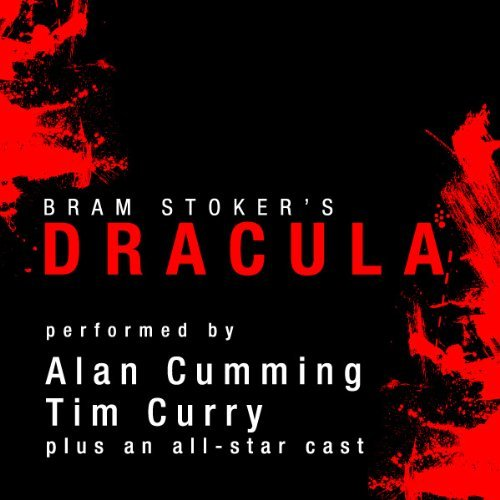 Dracula Bram Stoker Audiobook Cover