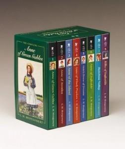 Anne Of Green Gables Box Set