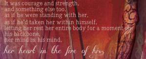 Fire Kristin Cashore Quote