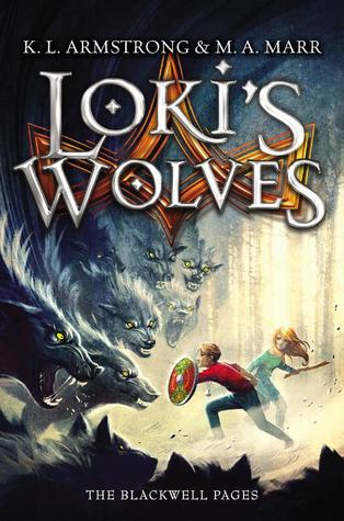 Lokis Wolves KL Armstrong Melissa Marr Book Cover