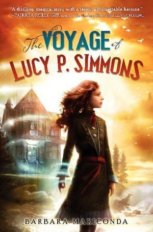The Voyage Of Lucy P Simmons Barbara Mariconda Book Cover