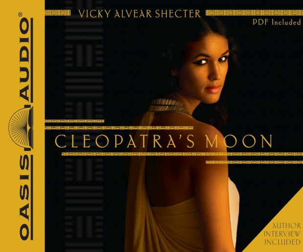 Cleopatras Moon Audiobook Cover