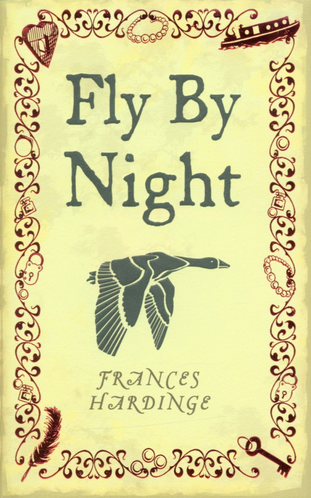 Fly By Night Frances Hardinge Book Cover