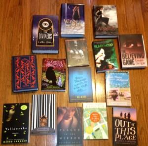 Books, The Diviners, Les Miserables