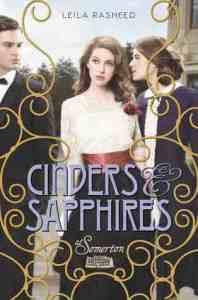 Cinders and Sapphires Cover