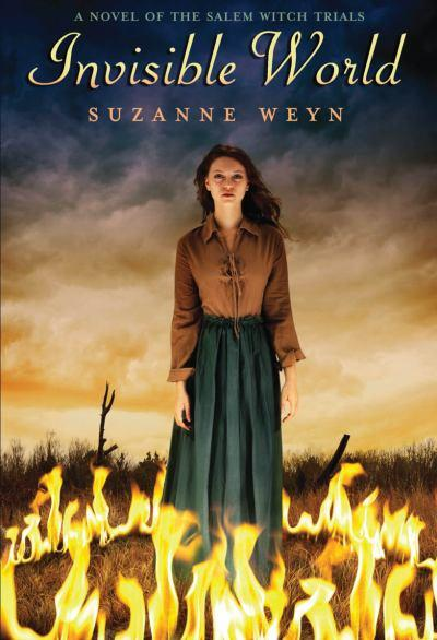 Invisible World Suzanne Weyn Book Cover