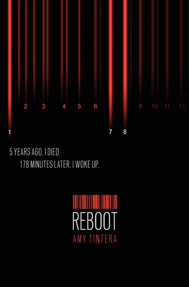 Reboot Amy Tintera Book Cover