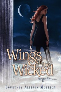Wings of the Wicked | Courtney Allison Moulton