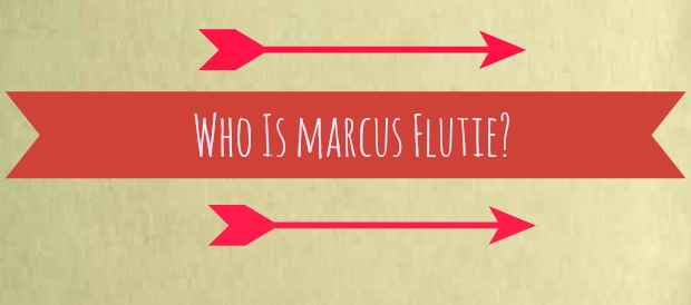 Who Is Marcus Flutie | Good Books & Good Wine